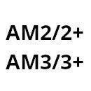Socket-AM2-AM2-AM3-AM3