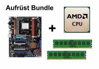 Aufrüst Bundle - ASUS M4A79T Deluxe + Athlon II X4...
