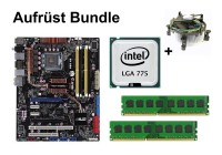 Aufrüst Bundle - ASUS P5Q WS + Intel E7400 + 4GB RAM #61217