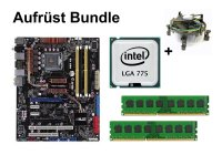Aufrüst Bundle - ASUS P5Q WS + Intel E7400 + 8GB RAM #61218