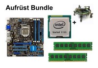 Aufrüst Bundle - ASUS P8B75-M + Intel i5-2500S + 4GB...