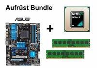 Aufrüst Bundle - ASUS M5A99X EVO + AMD Athlon II X4...