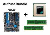 Upgrade Bundle - ASUS M5A99X EVO + Athlon II X4 635 + 4GB...