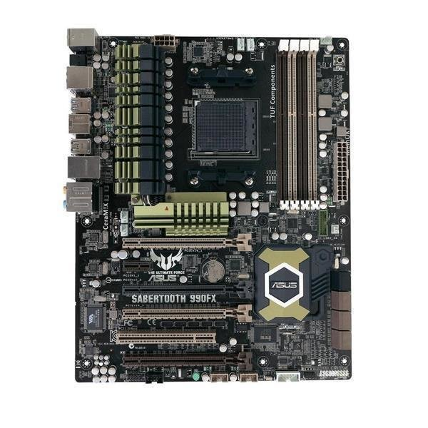 Aufrüst Bundle - ASUS Sabertooth 990FX + Phenom II X4 955 + 8GB RAM #107825