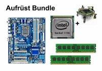 Aufrüst Bundle - Gigabyte GA-P55-UD3 + Intel Core...