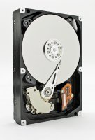 Western Digital Caviar Black 500 GB 3.5 Zoll SATA-II...
