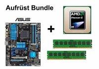 Aufrüst Bundle - ASUS M5A99X EVO + AMD Phenom II X6...