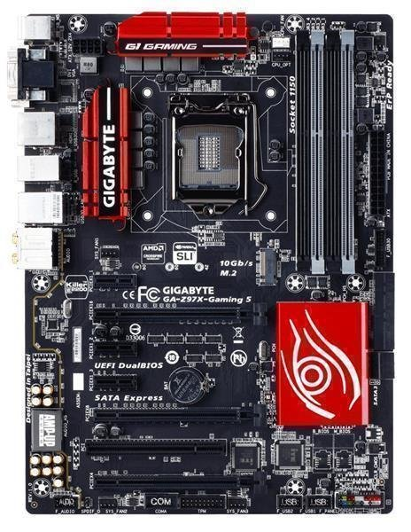 Aufrüst Bundle - Gigabyte Z97X-Gaming 5 Intel Core i7-4770T + 8GB RAM #85563
