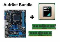 Aufrüst Bundle - ASUS M5A78L-M LX3 + Athlon II X4...