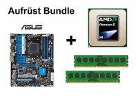 Upgrade Bundle - ASUS M5A99X EVO + Phenom II X6 1075T +...