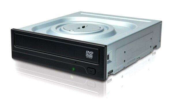 SATA DVD Brenner DVD±RW mindest.16x Schreibgeschwindigkeit in Schwarz   #1605