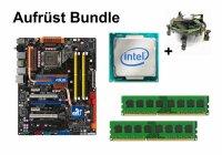 Aufrüst Bundle - ASUS P5Q Deluxe + Intel Q6600 + 8GB...