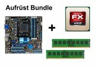 Upgrade Bundle - ASUS M5A78L-M/USB3 + AMD FX-4130 + 4GB...