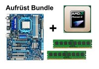 Aufrüst Bundle - Gigabyte 790XTA-UD4 + Phenom II X2...