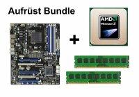 Aufrüst Bundle - ASRock 970 Extreme4 + Phenom II X4...