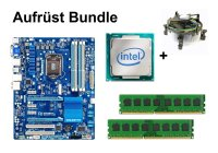 Aufrüst Bundle - Gigabyte Z77-D3H + Pentium G640 +...