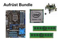 Aufrüst Bundle - ASUS P7P55D LE + Intel Core i3-530 +...