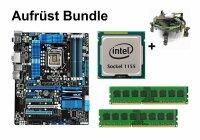 Aufrüst Bundle - ASUS P8Z68-V + Intel i3-2130 + 4GB...