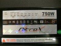 Inter-Tech Coba Nitrox IT-7750SG ATX Netzteil 750 Watt...