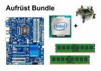 Aufrüst Bundle - Gigabyte Z77-D3H + Pentium G860 +...