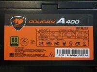 Cougar A400 80+ 400 Watt Netzteil   #27745