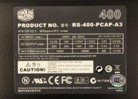 Cooler Master RS-400-PCAP-A3 400 Watt   #28003
