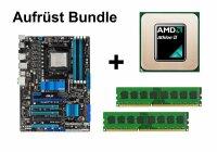 Aufrüst Bundle - M4A87TD EVO + Athlon II X4 620 +...