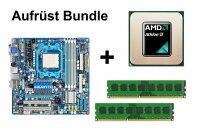Aufrüst Bundle - Gigabyte MA785GMT-UD2H + Athlon II...