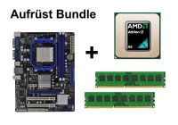 Aufrüst Bundle - ASRock 960GM-GS3 + Athlon II X4 620 +...