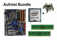Aufrüst Bundle - ASUS P6T + Intel i7-965 + 6GB RAM...