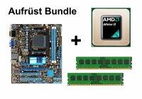 Aufrüst Bundle - ASUS M5A78L-M LE + Athlon II X3 460...