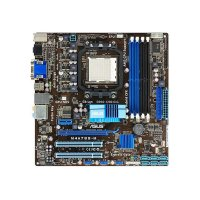 ASUS M4A785-M AMD 785G Mainboard Micro ATX  Sockel AM2...