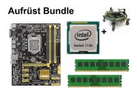 Aufrüst Bundle - ASUS H87M-E + Intel i7-4790 + 8GB...