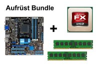 Upgrade Bundle - ASUS M5A78L-M/USB3 + AMD FX-8120 + 4GB...