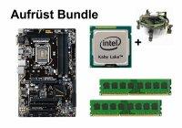 Aufrüst Bundle - Gigabyte GA-Z170-HD3P + Intel...