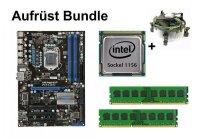Aufrüst Bundle - MSI P55-CD53 + Intel i3-530 + 8GB...