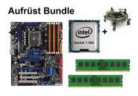 Aufrüst Bundle - ASUS P6T + Intel i7-990X + 6GB RAM...