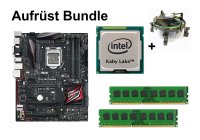 Aufrüst Bundle - ASUS Z170 PRO GAMING + Intel...