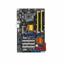ASUS P5Q SE2 Intel P45 Mainboard ATX Sockel 775   #6542