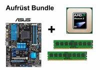 Aufrüst Bundle - ASUS M5A99X EVO + AMD Phenom II X2...