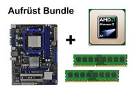 Aufrüst Bundle - ASRock 960GM-GS3 + Phenom II X2 550 +...