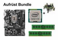 Aufrüst Bundle - ASRock H81M-HDS R2.0 + Xeon E3-1240...