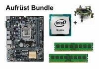 Upgrade Bundle - ASUS B150M-K D3 + Intel Pentium G4400 +...