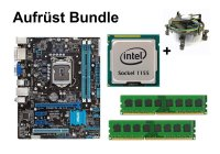 Aufrüst Bundle - ASUS P8B75-M LX + Intel i3-2105 + 4GB...