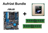 Aufrüst Bundle - ASUS M5A99X EVO + Phenom II X2 555...
