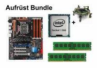 Aufrüst Bundle - ASUS P6T Deluxe V2 + Intel i7-960 +...