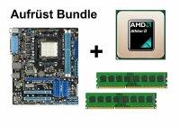 Aufrüst Bundle - ASUS M4N68T-M LE V2 + Athlon II X3...