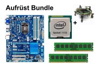 Aufrüst Bundle - Gigabyte H77-D3H + Intel i5-3470 +...