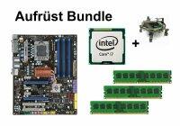 Aufrüst Bundle - MSI X58 Platinum + Intel i7-990X +...