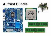 Aufrüst Bundle - Gigabyte H77-D3H + Intel i5-3470S +...